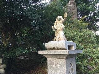 雲八幡宮かっぱ1