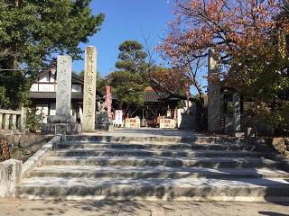 中津大神宮社殿2