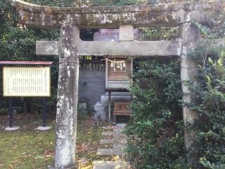 中津大神宮扇城神社